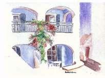 Santorini Windows