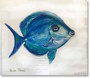 Boat trips Antigua Blue Tang