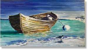 Boat trips Antigua Pelican